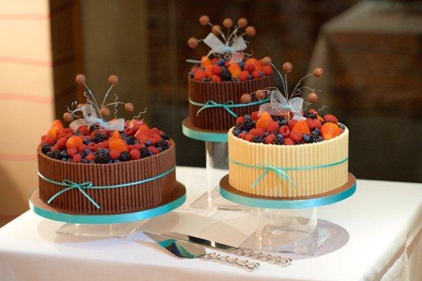 Chocolate Wedding Cake Recipes Uk: Wedding Cake Gallery